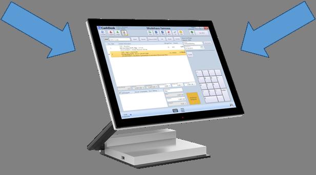 CashDesk - Kassensoftware